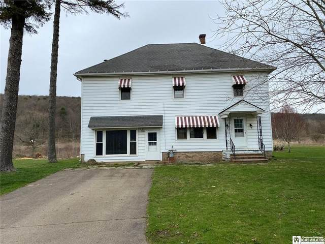 472 Whitehouse Road, Portville, NY 14770 (MLS #R1298339) :: Thousand Islands Realty
