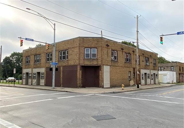 855 Jay Street, Rochester, NY 14611 (MLS #R1298659) :: BridgeView Real Estate Services