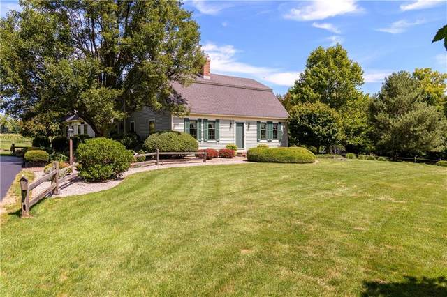 2350 Scottsville Mumford Road, Wheatland, NY 14546 (MLS #R1298873) :: Mary St.George | Keller Williams Gateway