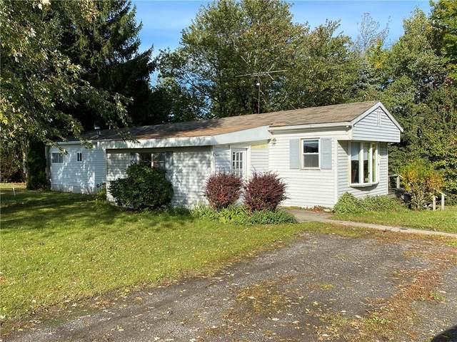 4945 Barrville Road, Elba, NY 14058 (MLS #R1298928) :: MyTown Realty