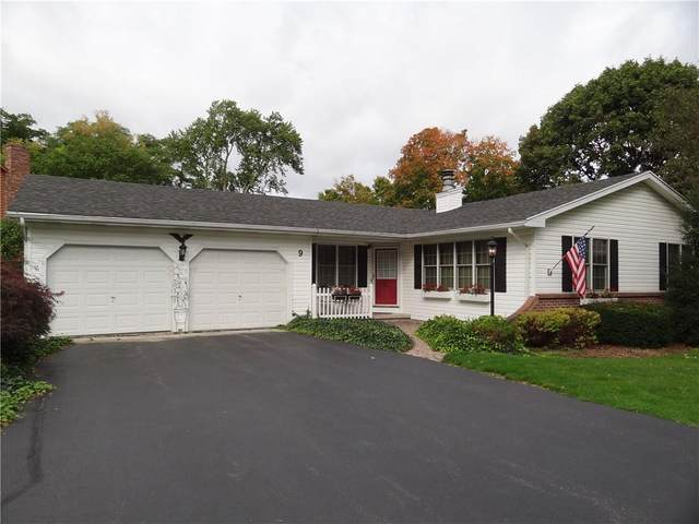 9 Bauers Cove, Ogden, NY 14559 (MLS #R1299661) :: Robert PiazzaPalotto Sold Team