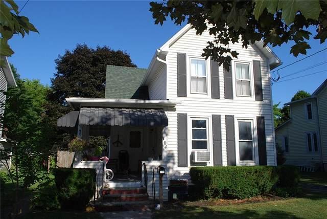 104 Walnut Street, Milo, NY 14527 (MLS #R1299669) :: Mary St.George | Keller Williams Gateway