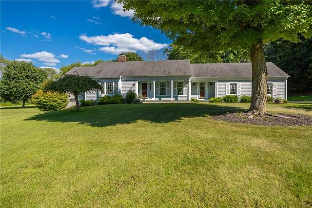 1172 West Bloomfield Road, Mendon, NY 14472 (MLS #R1299884) :: Thousand Islands Realty