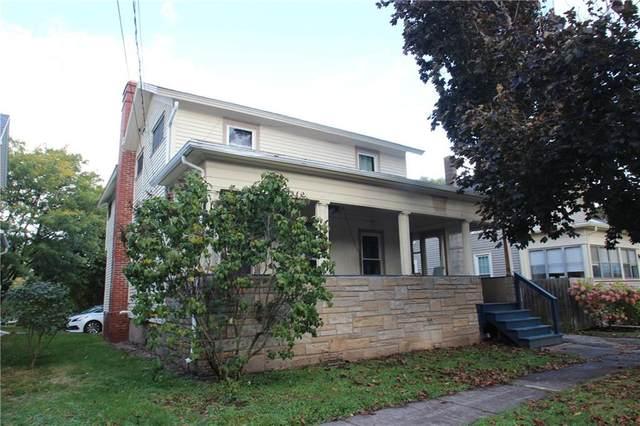 172 Erie Street, Sweden, NY 14420 (MLS #R1300003) :: Robert PiazzaPalotto Sold Team