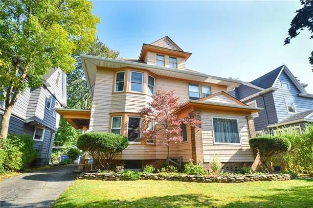 34 Darwin Street, Rochester, NY 14610 (MLS #R1300030) :: MyTown Realty