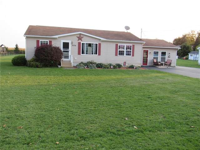 8236 Westphal Parkway, Lyons, NY 14489 (MLS #R1300035) :: MyTown Realty