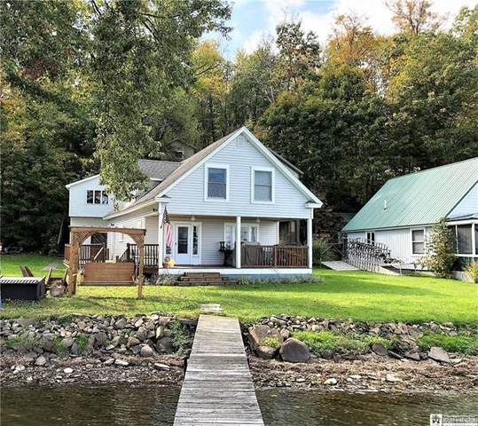 4866 Ashville Bay Road, North Harmony, NY 14710 (MLS #R1300247) :: BridgeView Real Estate Services