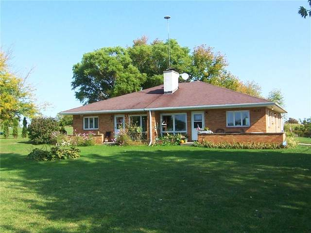 8133 Mill Rd. Road, Stafford, NY 14416 (MLS #R1300263) :: Thousand Islands Realty