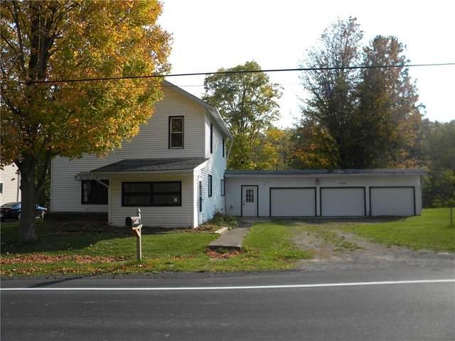8119 Dutch Street Road, Mount Morris, NY 14510 (MLS #R1300373) :: Thousand Islands Realty