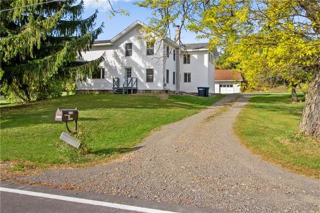 6170 Dugway Road, Canandaigua-Town, NY 14424 (MLS #R1300521) :: Thousand Islands Realty