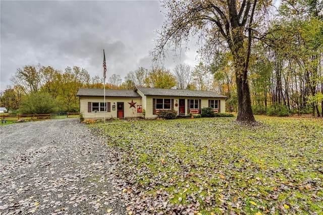 3804 Huntley Road, Marion, NY 14505 (MLS #R1301161) :: MyTown Realty