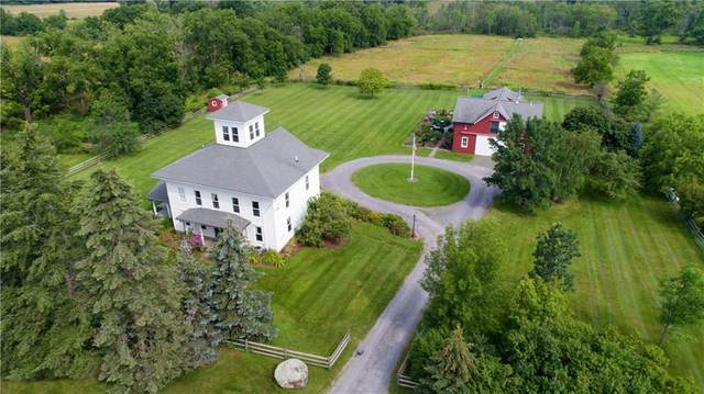 5819 Updyke Road, Hector, NY 14886 (MLS #R1301330) :: Robert PiazzaPalotto Sold Team