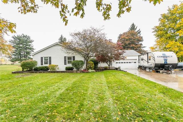 1662 Fort Hill Road, Phelps, NY 14532 (MLS #R1301412) :: Thousand Islands Realty