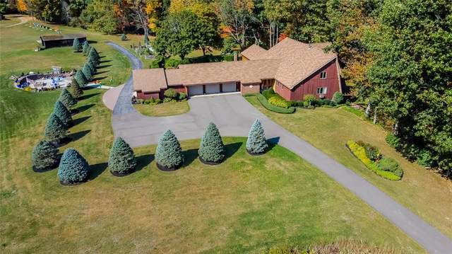 9124 Becker Road Road, Springwater, NY 14572 (MLS #R1301656) :: MyTown Realty