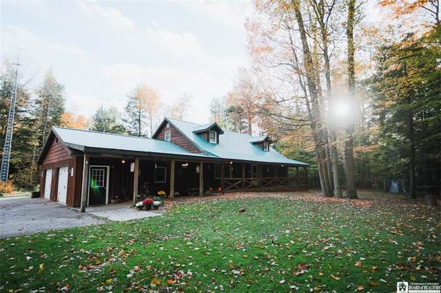 7963 Bailey Hill Road, Sherman, NY 14781 (MLS #R1301674) :: Mary St.George | Keller Williams Gateway