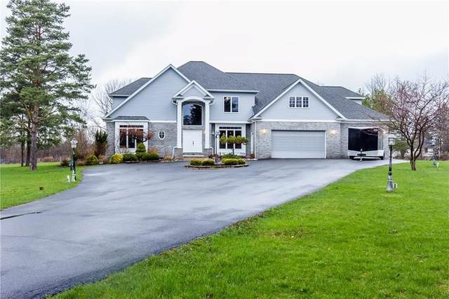 5 Sasan Parkway, Pittsford, NY 14467 (MLS #R1301798) :: MyTown Realty