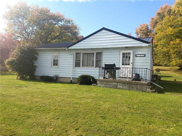 1266 State Route 19, Middlebury, NY 14591 (MLS #R1301823) :: MyTown Realty