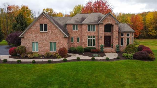 61 Stablegate Drive, Penfield, NY 14580 (MLS #R1302119) :: Robert PiazzaPalotto Sold Team