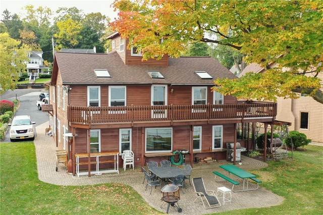 554 Forest Lawn Road, Webster, NY 14580 (MLS #R1302195) :: Thousand Islands Realty