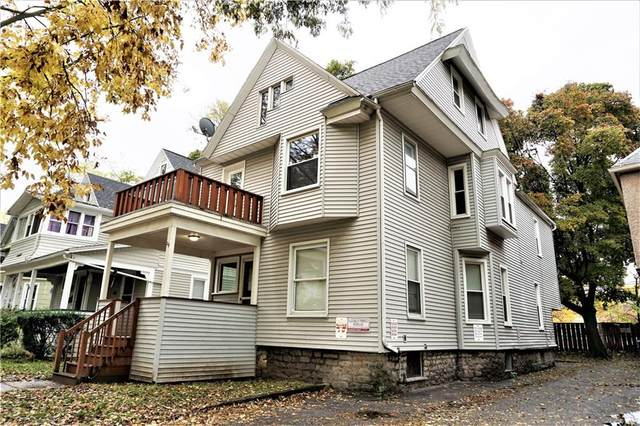 29 Amherst Street, Rochester, NY 14607 (MLS #R1302240) :: Thousand Islands Realty