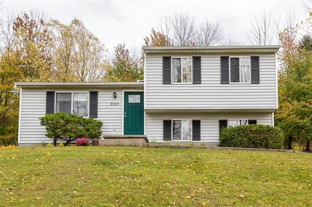 3535 Bronson Hill Road, Livonia, NY 14487 (MLS #R1302272) :: Mary St.George | Keller Williams Gateway