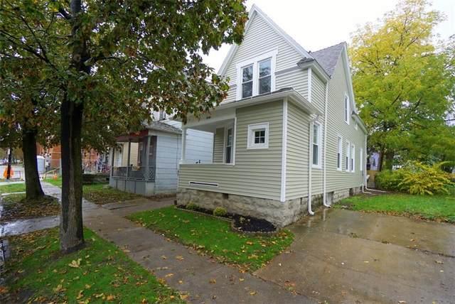 398 Hoyt Street, Buffalo, NY 14213 (MLS #R1302298) :: Thousand Islands Realty