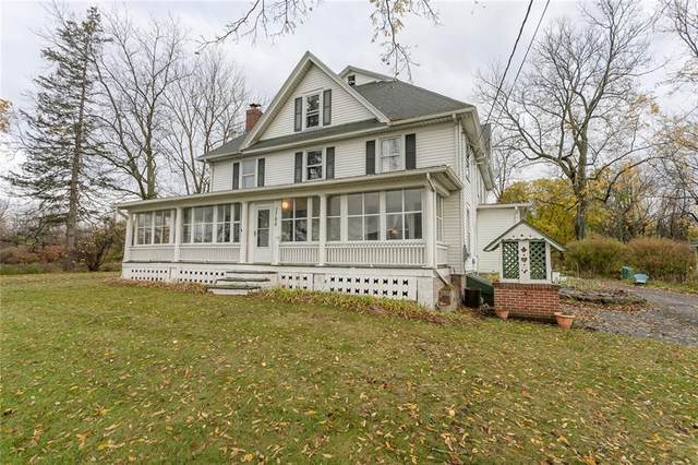 2780 Penfield Road, Penfield, NY 14450 (MLS #R1302305) :: Robert PiazzaPalotto Sold Team