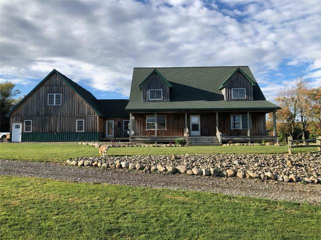 4019 State Route 20A W, Orangeville, NY 14569 (MLS #R1302314) :: BridgeView Real Estate Services