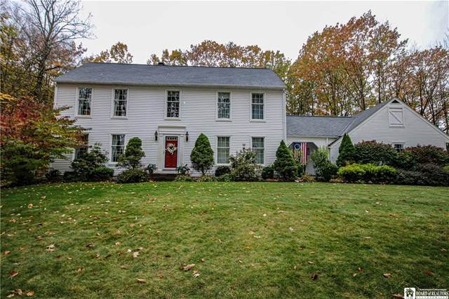 4001 Cowing Road, Busti, NY 14750 (MLS #R1302411) :: MyTown Realty