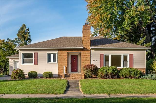 408 Harwick Road, Irondequoit, NY 14609 (MLS #R1302534) :: MyTown Realty
