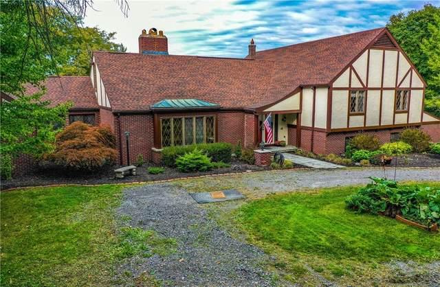160 Langpap Road, Mendon, NY 14472 (MLS #R1302586) :: BridgeView Real Estate Services