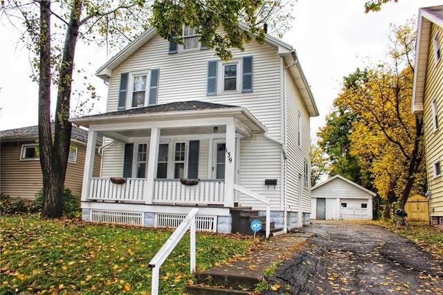 139 Randolph Street, Rochester, NY 14621 (MLS #R1302722) :: MyTown Realty