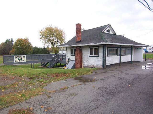 5609 Route 5 Road, Stafford, NY 14143 (MLS #R1302777) :: BridgeView Real Estate Services