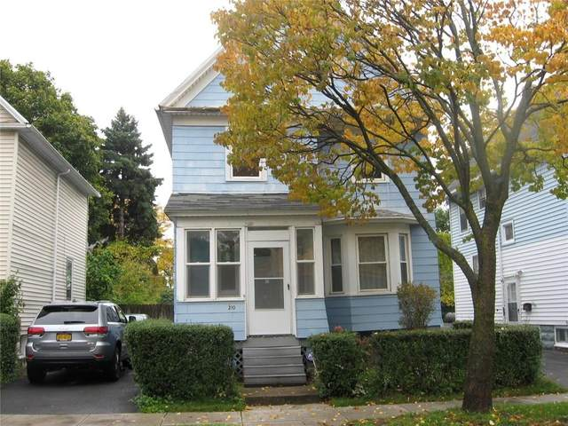 210 Herald Street, Rochester, NY 14621 (MLS #R1302781) :: MyTown Realty