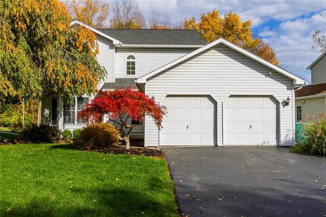 344 Parma View Drive, Parma, NY 14468 (MLS #R1302855) :: Robert PiazzaPalotto Sold Team