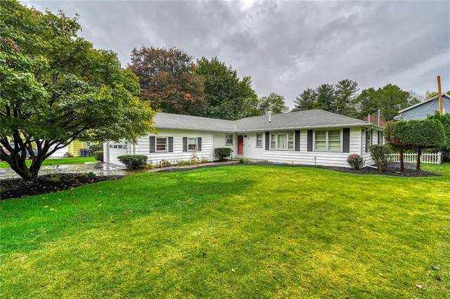 33 Woodcrest Drive, Penfield, NY 14625 (MLS #R1302858) :: Robert PiazzaPalotto Sold Team