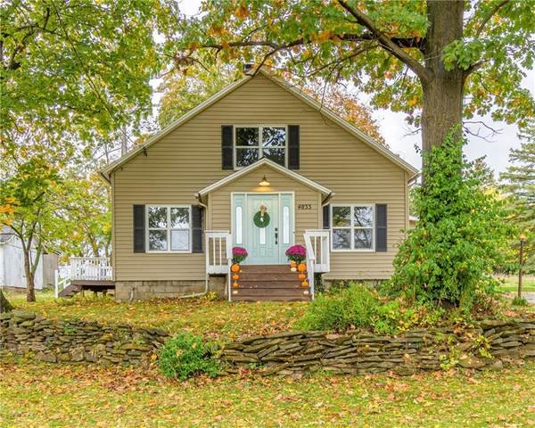 4833 Eddy Ridge Road, Marion, NY 14505 (MLS #R1302932) :: Thousand Islands Realty
