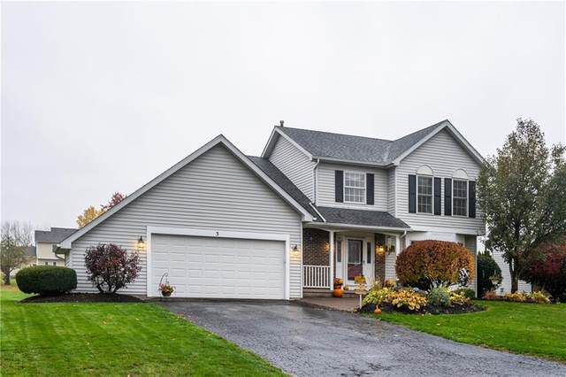 3 Wellesey Knoll, Chili, NY 14624 (MLS #R1302933) :: Thousand Islands Realty