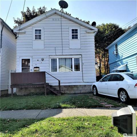 77 Ruggles Street, Dunkirk-City, NY 14048 (MLS #R1302953) :: MyTown Realty