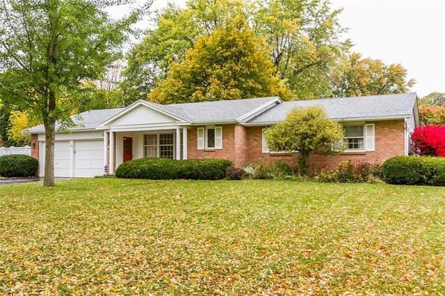67 Harper Drive, Pittsford, NY 14534 (MLS #R1303000) :: MyTown Realty