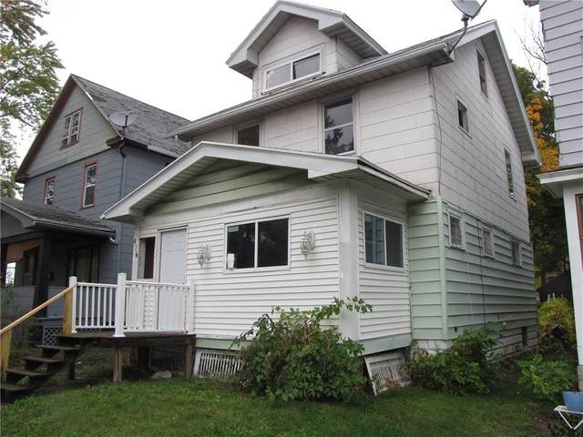 476 Carter Street, Rochester, NY 14621 (MLS #R1303032) :: Thousand Islands Realty