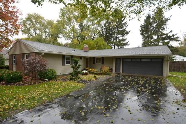 5 Oak Manor Lane, Pittsford, NY 14534 (MLS #R1303039) :: MyTown Realty