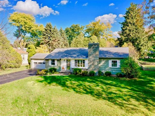 177 Ridgemont Drive, Greece, NY 14626 (MLS #R1303109) :: Thousand Islands Realty