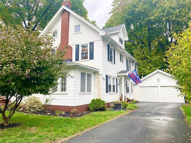 128 Chestnut Hill Drive, Irondequoit, NY 14617 (MLS #R1303133) :: MyTown Realty
