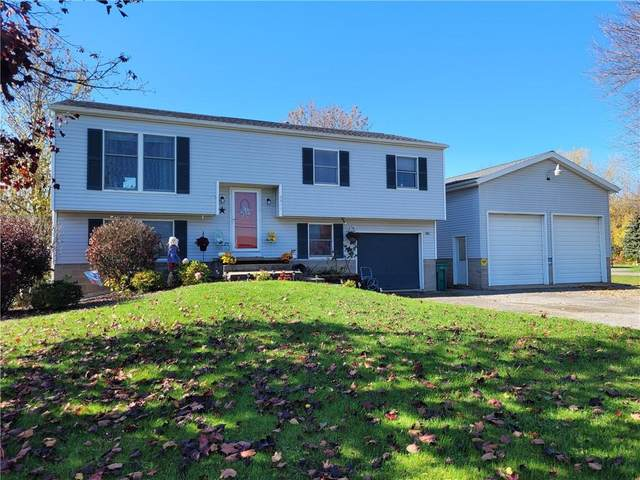 6511 Tuckahoe Road, Williamson, NY 14589 (MLS #R1303244) :: MyTown Realty