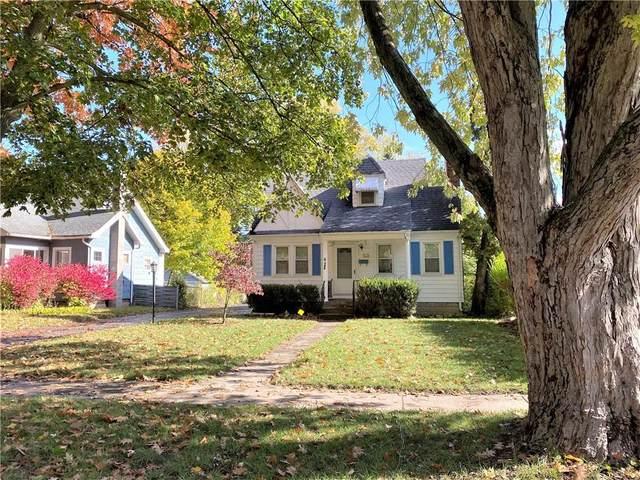 144 Lettington Avenue, Gates, NY 14624 (MLS #R1303255) :: Thousand Islands Realty