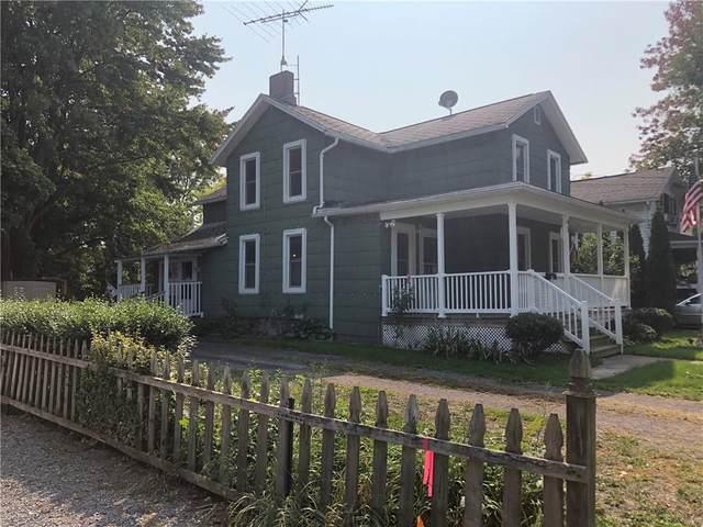 95 Tillotson Street, Canandaigua-City, NY 14424 (MLS #R1303327) :: Robert PiazzaPalotto Sold Team