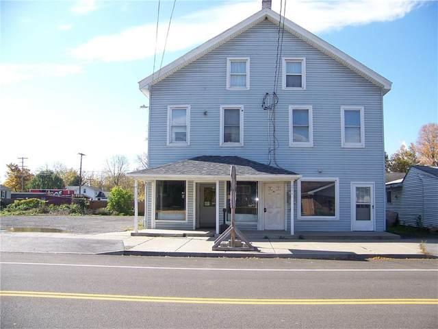 64 Washington Street, Fayette, NY 13165 (MLS #R1303380) :: 716 Realty Group