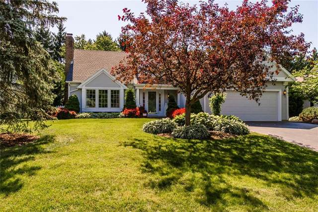 17 Bishops Ct Court, Pittsford, NY 14534 (MLS #R1303399) :: Robert PiazzaPalotto Sold Team