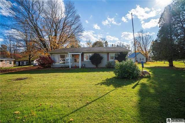 208 Park Street, Sherman, NY 14781 (MLS #R1303415) :: BridgeView Real Estate Services